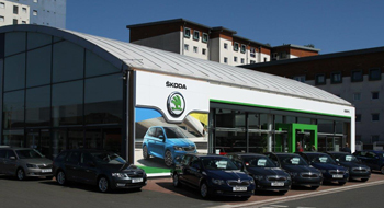Henrys Skoda North