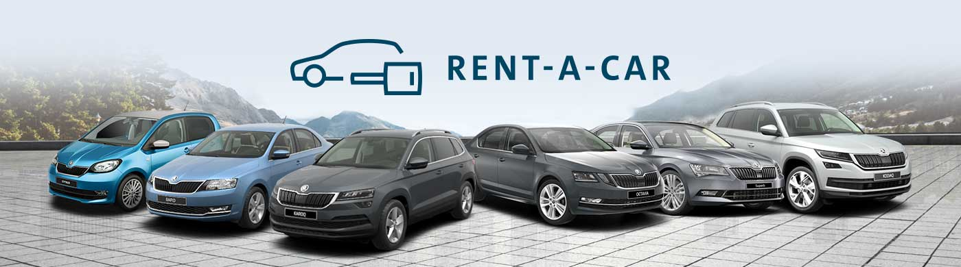 Rent A Car - Brand Home