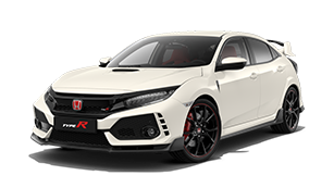 New 2017 Civic Type R
