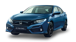 20YM Civic 5dr Contract Hire Offers