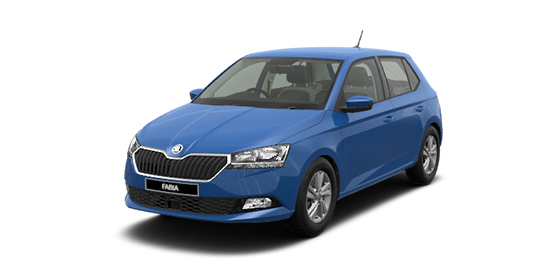 Fabia Contract Hire Offers