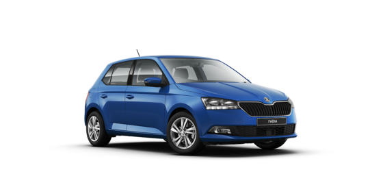 Skoda Fabia Business Offer
