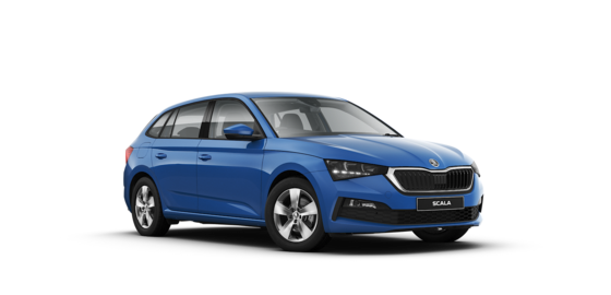 Skoda Scala Business Offer