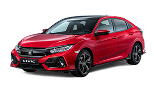 19YM Civic 5dr Contract Hire Offers