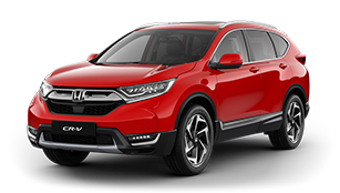 19YM CR-V Contract Hire Offers