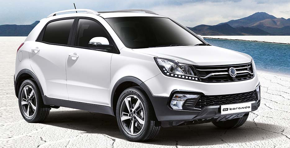 KORANDO BUSINESS CONTRACT HIRE